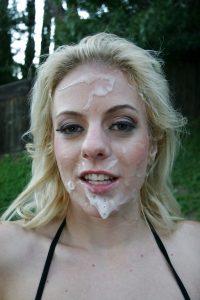 Fellation goulue avec ejac faciale amateur 035