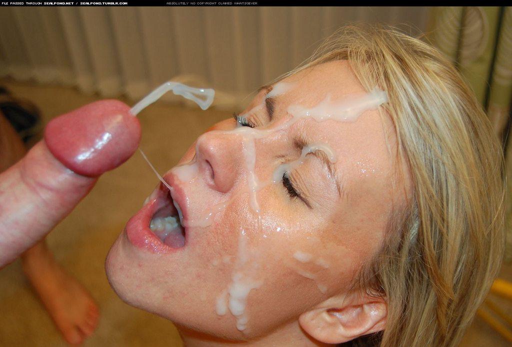 Fellation goulue avec ejac faciale amateur 109