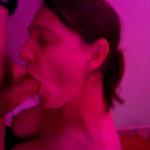 branlette pipe ejaculation salope photo sexe 074